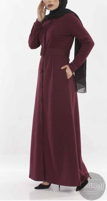 abaya.Sc .red .3