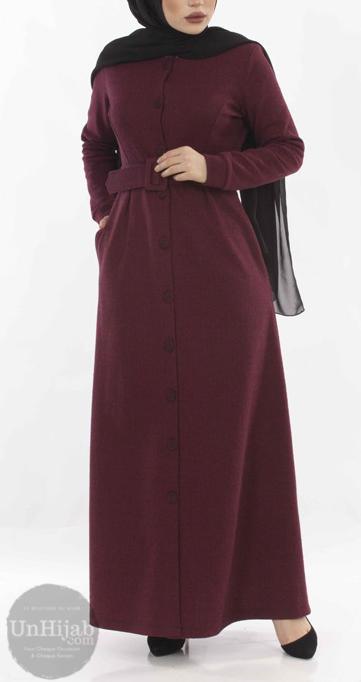 abaya.Sc .red .5