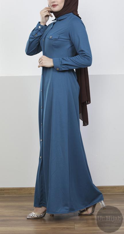 robe.Jersey.bleu 3