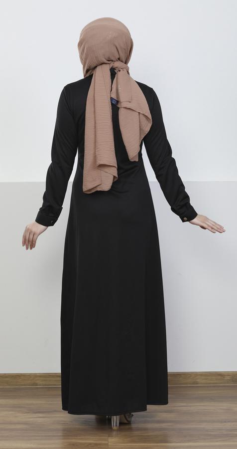 robe.Jersey.noir 5