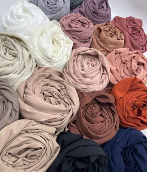 Hijab Soie de Medine