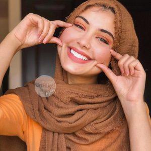 Collection Basic Hijab Froissé