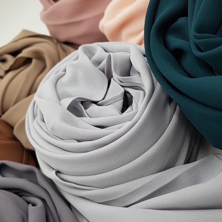 Hijab Mousseline Luxury